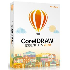 Program COREL CorelDRAW Essentials 2020